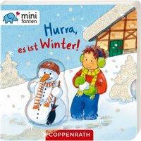 Cover von minifanten 21: Hurra, es ist Winter!