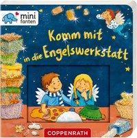 Cover von minifanten 22: Komm mit in die Engelswerkstatt