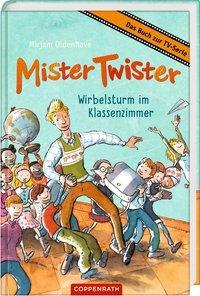 Cover von Mister Twister (Sammelband)