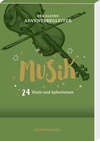 Cover von Der kleine Adventsbegleiter - Musik