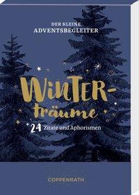 Cover von Der kleine Adventsbegleiter - Winterträume