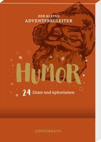 Cover von Der kleine Adventsbegleiter - Humor