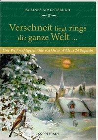 Cover von Kleines Adventsbuch – Verschneit liegt rings die ganze Welt ...