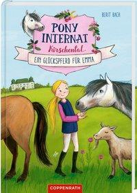 Cover von Pony-Internat Kirschental (Bd. 1)