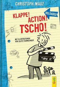 Cover von Klappe! Action! Tscho!