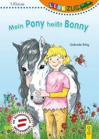 Cover von LESEZUG/1. Klasse: Mein Pony heißt Bonny