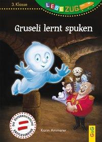 Cover von LESEZUG/3. Klasse: Gruseli lernt spuken