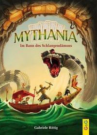 Cover von Mythania - Im Bann des Schlangendämons