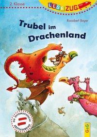 Cover von LESEZUG/2.Klasse: Trubel im Drachenland