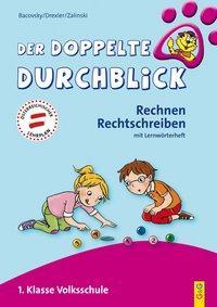 Cover von Der doppelte Durchblick - 1. Klasse Volksschule