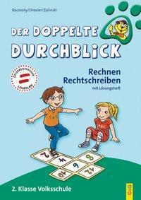 Cover von Der doppelte Durchblick - 2. Klasse Volksschule