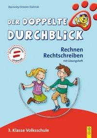 Cover von Der doppelte Durchblick - 3. Klasse Volksschule