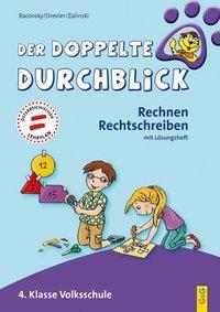 Cover von Der doppelte Durchblick - 4. Klasse Volksschule