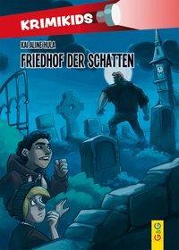 Cover von KrimiKids - Friedhof der Schatten