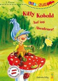 Cover von LESEZUG/2. Klasse: Kitty Kobold - Auf ins Abenteuer!