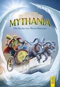 Cover von Mythania - Die Rache von Thors Hammer