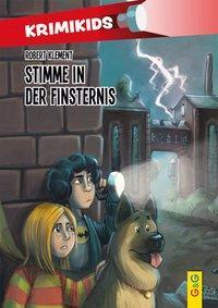 Cover von KrimiKids - Stimme in der Finsternis