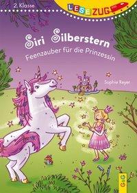 Cover von LESEZUG/2. Klasse: Siri Silberstern - Feenzauber für die Prinzessin
