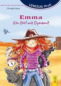 Cover von LESEZUG/ Profi: Emma - Ein Girl wie Dynamit