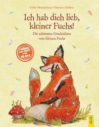 Cover von Ich hab dich lieb, kleiner Fuchs!