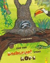 Cover von Und der Dschungel steht Kopf