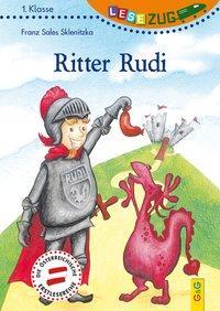 Cover von LESEZUG/1. Klasse: Ritter Rudi