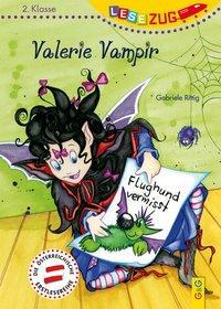 Cover von LESEZUG/2. Klasse: Valerie Vampir - Flughund vermisst