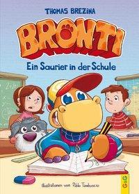Cover von Bronti - Ein Saurier in der Schule
