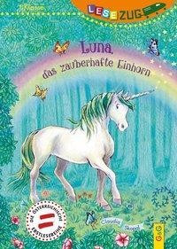 Cover von LESEZUG/1. Klasse: Luna, das zauberhafte Einhorn