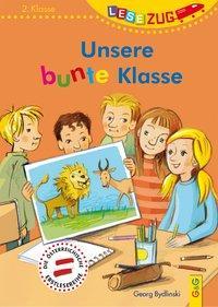 Cover von LESEZUG/2. Klasse: Unsere bunte Klasse