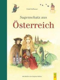 Cover von Sagenschatz aus Österreich