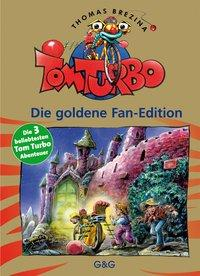 Cover von Tom Turbo: Die goldene Fan-Edition