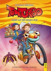 Cover von Tom Turbo: Immer auf heißer Spur