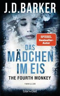 Cover von The Fourth Monkey - Das Mädchen im Eis
