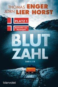 Cover von Blutzahl