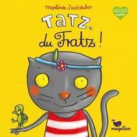 Cover von Tatz, du Fratz!