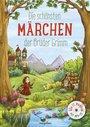 Cover von Die schönsten Märchen der Brüder Grimm, mit MP3-CD