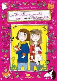Cover von Ein Zwilling macht noch keine Schwester