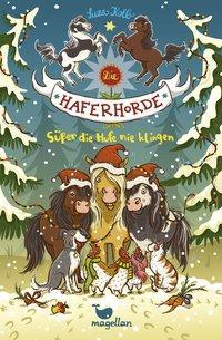 Cover von Die Haferhorde - Süßer die Hufe nie klingen - Band 9