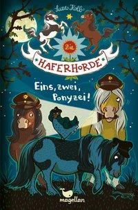 Cover von Die Haferhorde - Eins, zwei, Ponyzei! - Band 11