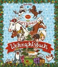 Cover von Mein Haferhorde Weihnachtsbuch