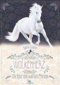 Cover von Wolkenherz - Die Spur des weißen Pferdes - Band 1