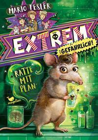 Cover von Extrem gefährlich! Ratte mit Plan