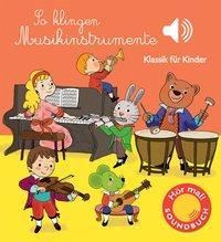 Cover von So klingen Musikinstrumente