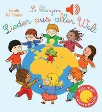 Cover von So klingen Lieder aus aller Welt