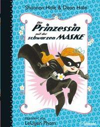 Cover von Die Prinzessin mit der schwarzen Maske (Bd. 1)