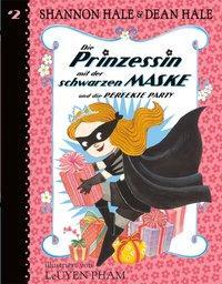 Cover von Die Prinzessin mit der schwarzen Maske (Bd. 2)