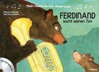 Cover von Mein musikalisches Bilderbuch (Bd. 1) - Ferdinand sucht seinen Ton