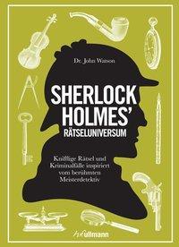 Cover von Sherlock Holmes' Rätseluniversum