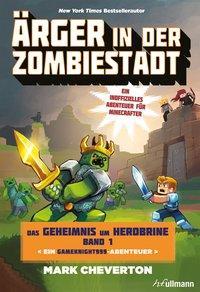 Cover von Ärger in der Zombiestadt